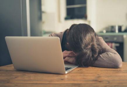 Εργασιακή εξουθένωση όχι και τόσο σπάνια τελικά